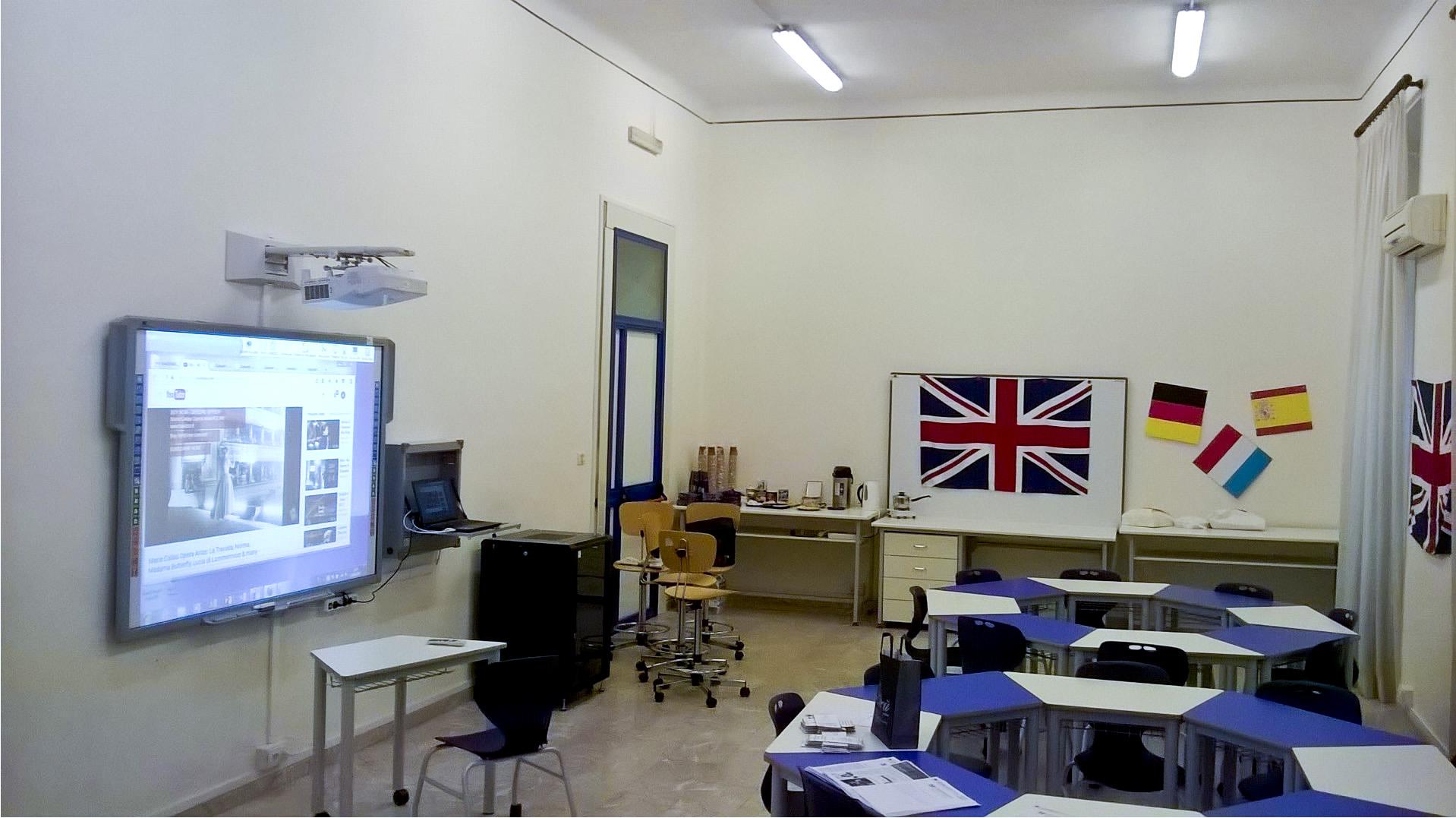 Ambienti Digitali - aule interattive