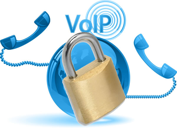 Secure VOIP PBX System