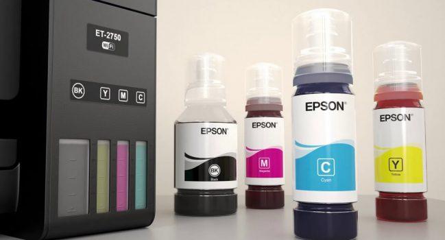 Stampanti Inkjet Epson EcoTank